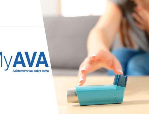 MyAVA es la nueva herramienta para controlar el asma en época de la COVID-19