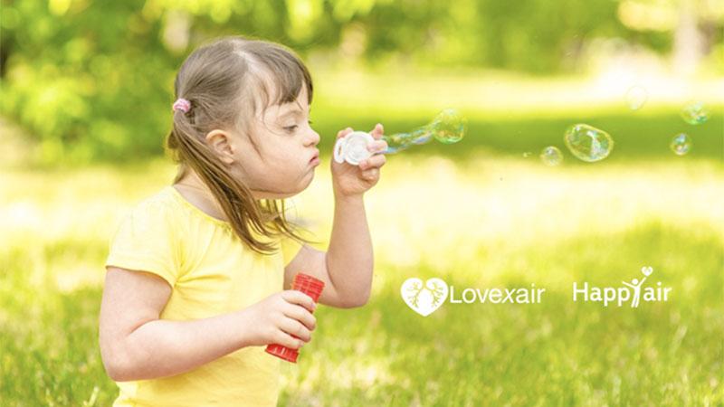 salud respiratoria con síndrome de Down