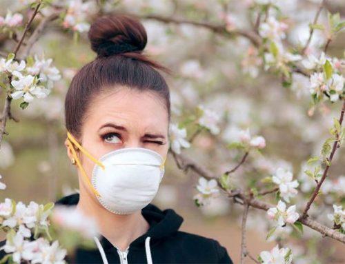 Primavera y temporada de alergias ¿Qué mascarilla debo usar?